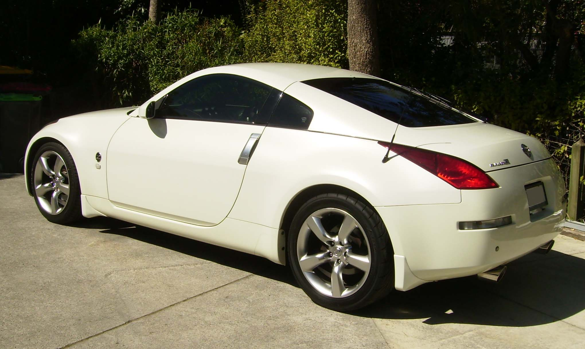 Nissan Fairlady Z >> Nissan 350z Fairlady - vehicle tinting christchurch